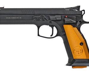 CZ 75 Tactical Sport Orange .40sw